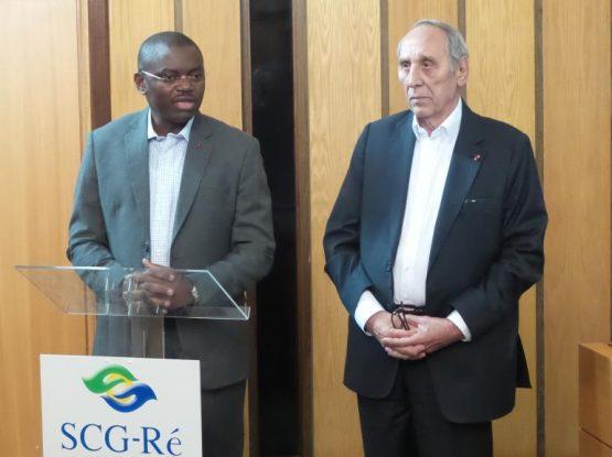 Assemblée Générale du Personnel de la SCG-Ré, le Mardi 08 Novembre 2016.
