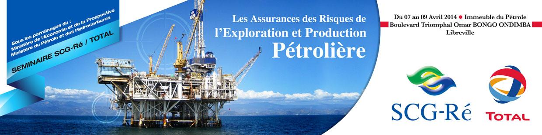 Les Assurances des Risques de l'Exploration et Production Pétrolière