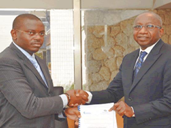 LE « NIGERIAN CONTINENTAL REINSURANCE » OUVRE SES PORTES À LA SCG-RÉ
