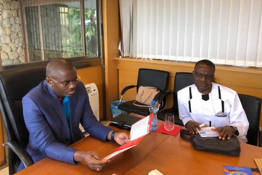 """<span class=""""entry-title-primary"""">Économie/Réassurance Africaine: partenariat</span> <span class=""""entry-subtitle"""">Le développement des partenariats d'affaires</span>"""