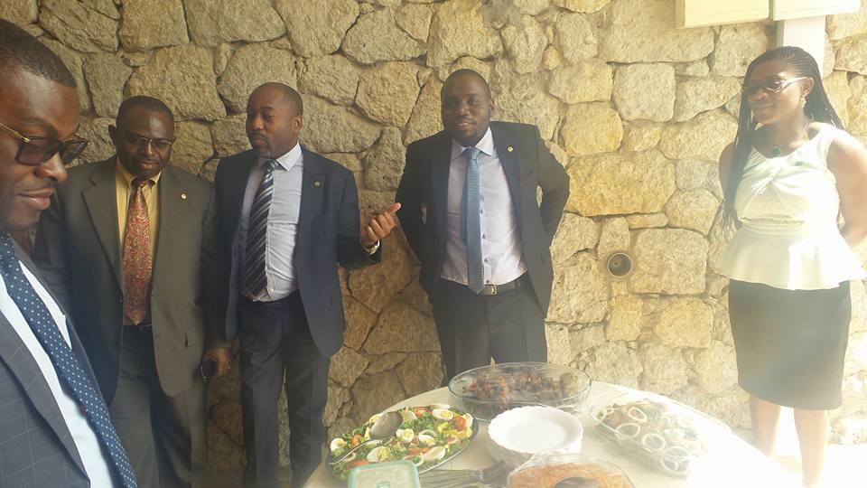 La SCG- Ré souhaite un joyeux anniversaire à M.judicaël MAWI-Directeur Général Adjoint.