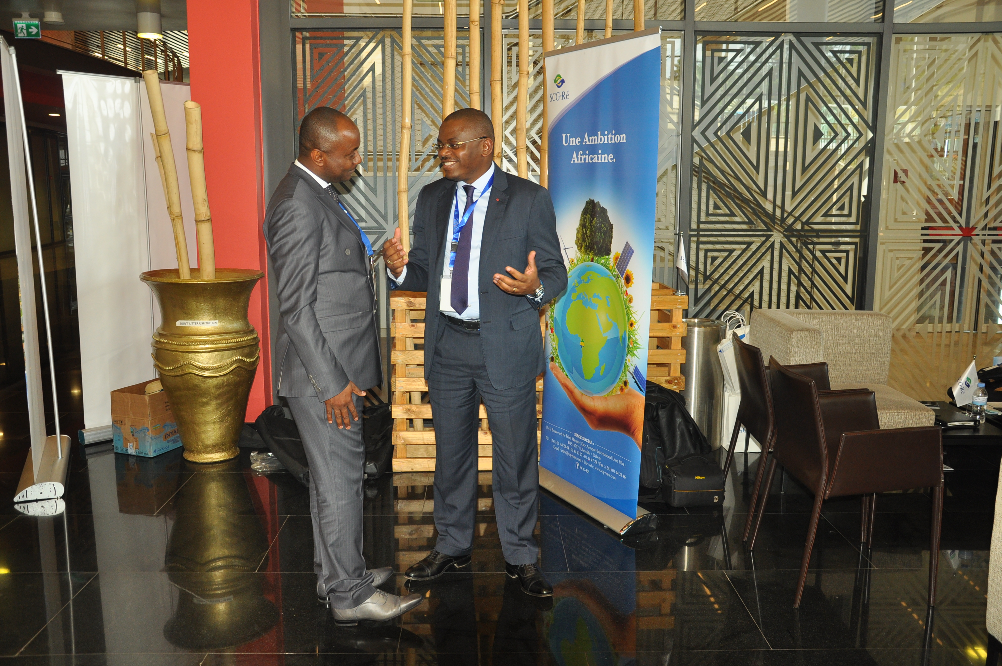 """<span class=""""entry-title-primary"""">Participation de la SCG-Ré à la FANAF 2018 – KIGALI</span> <span class=""""entry-subtitle"""">42ème Assemblée générale de la FANAF 2018- KIGALI</span>"""