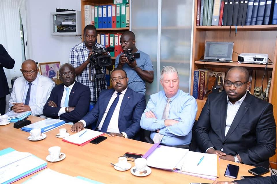 Dr.Andrew GWODOG à la tête de la FEGASA
