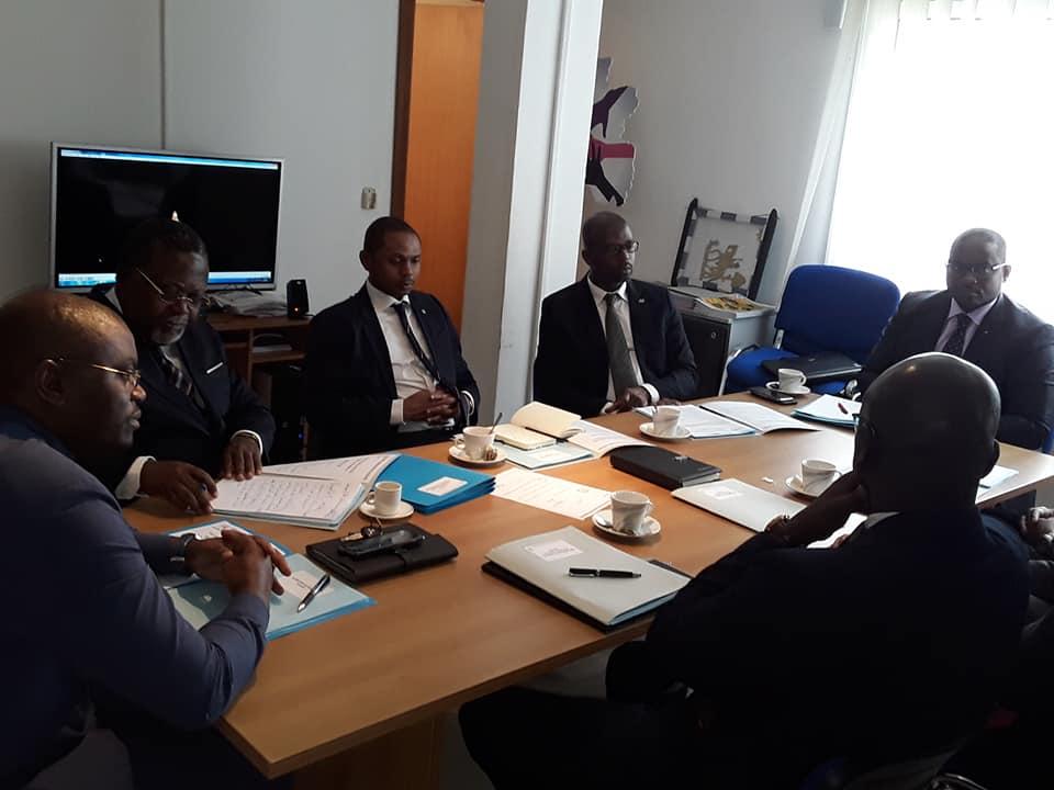 Le comité directeur de la FEGASA fait sa rentrée administrative 2018