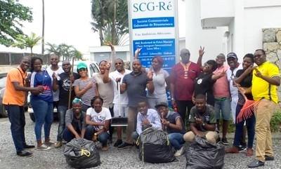 Journée citoyenne à la SCG-Ré