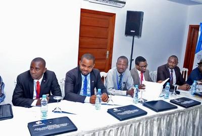 Séminaire FEGASA-CIMA à Libreville.
