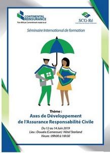 Séminaire de Formation SCG-Ré & CRE
