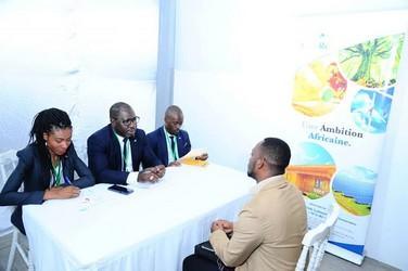 Gabon/ Alt Emploi/ Salon de l'Emploi et des Métiers.