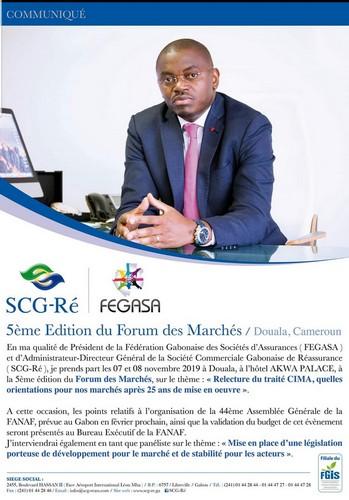 5ème Édition du Forum des marchés/Douala-Cameroun
