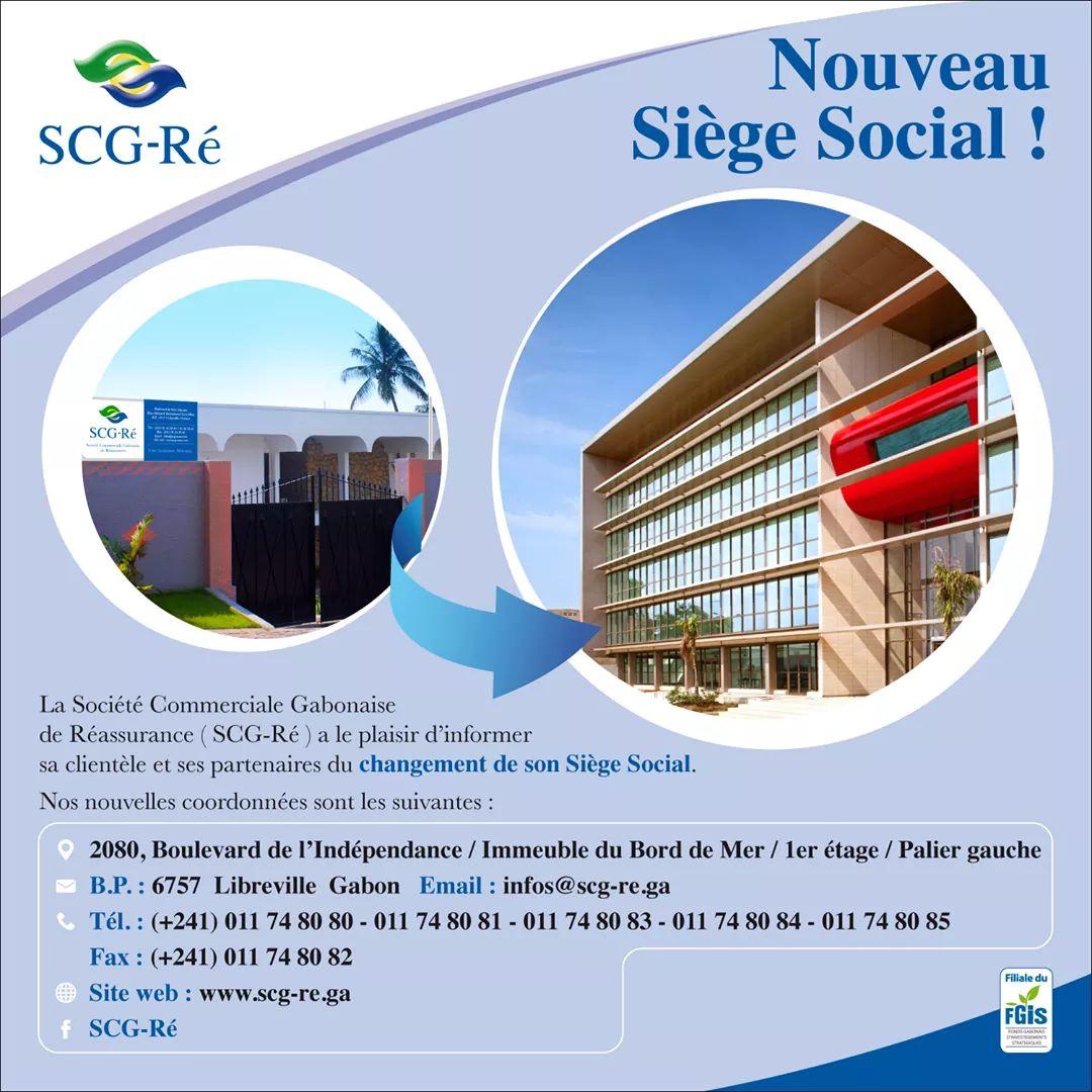 Nouveau siège social de la SCG-Ré