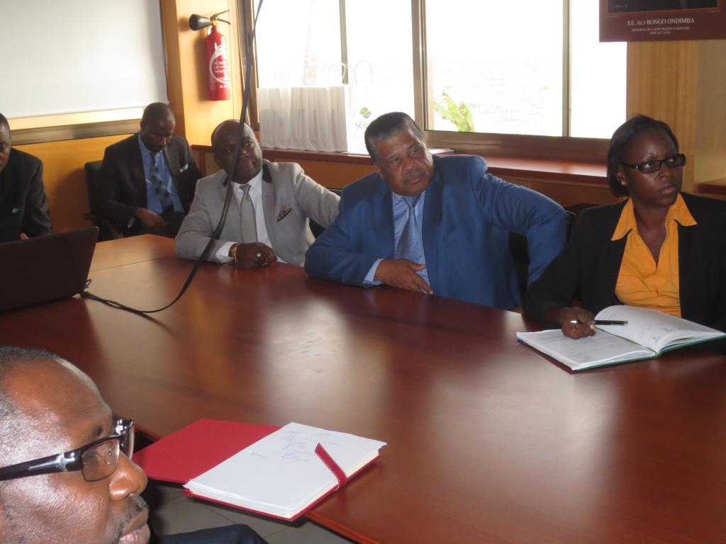 """<span class=""""entry-title-primary"""">Visite du Secrétaire Général du Ministère de l'Economie et de la Prospective le 11-07-2014 à la SCG-Ré.</span> <span class=""""entry-subtitle"""">Visite du Secrétaire Général à la SCG-Ré</span>"""
