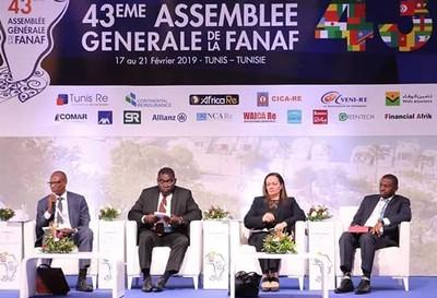 FANAF 2019/ Panel N°1