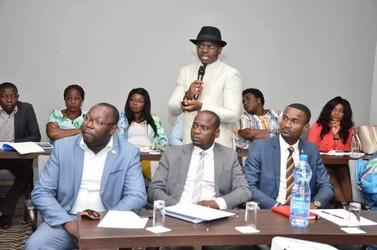 Organisation de la FANAF – Première réunion du Comité.